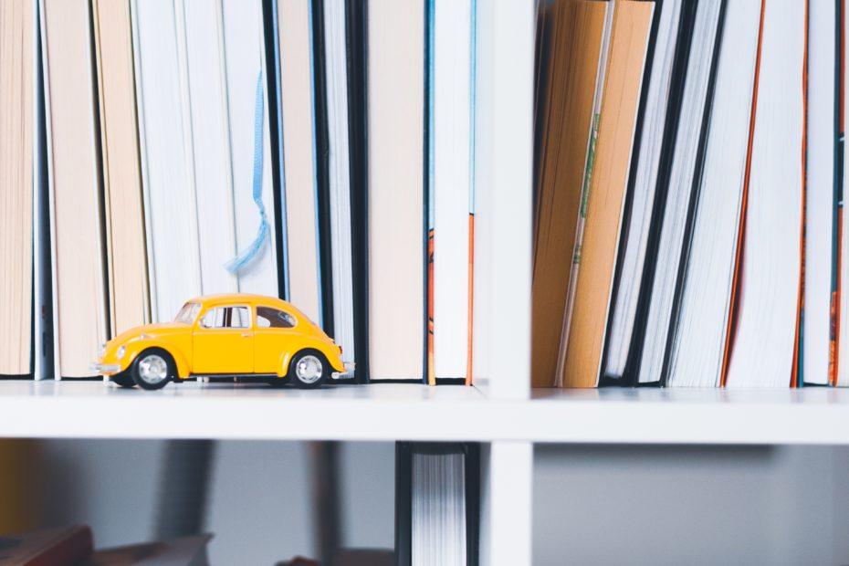 hoe organiseer jij je boekenkast?