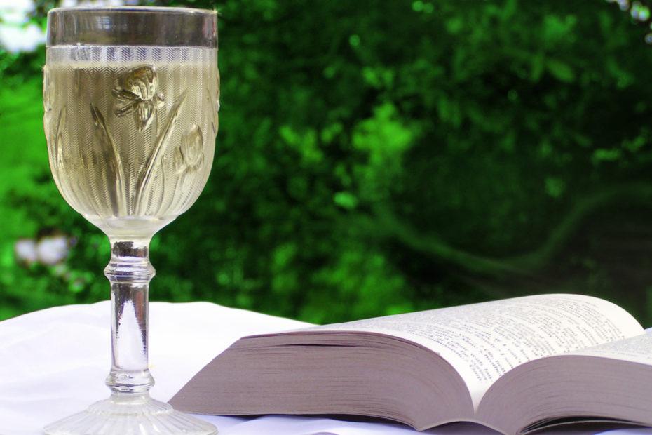 Verhalenbundel is als een wijnproeverij
